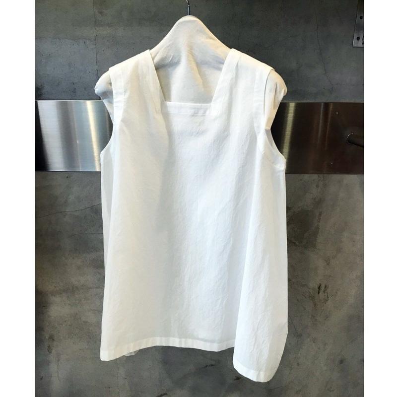 cotton lawn no sleeve(綿ローンノースリーブ)