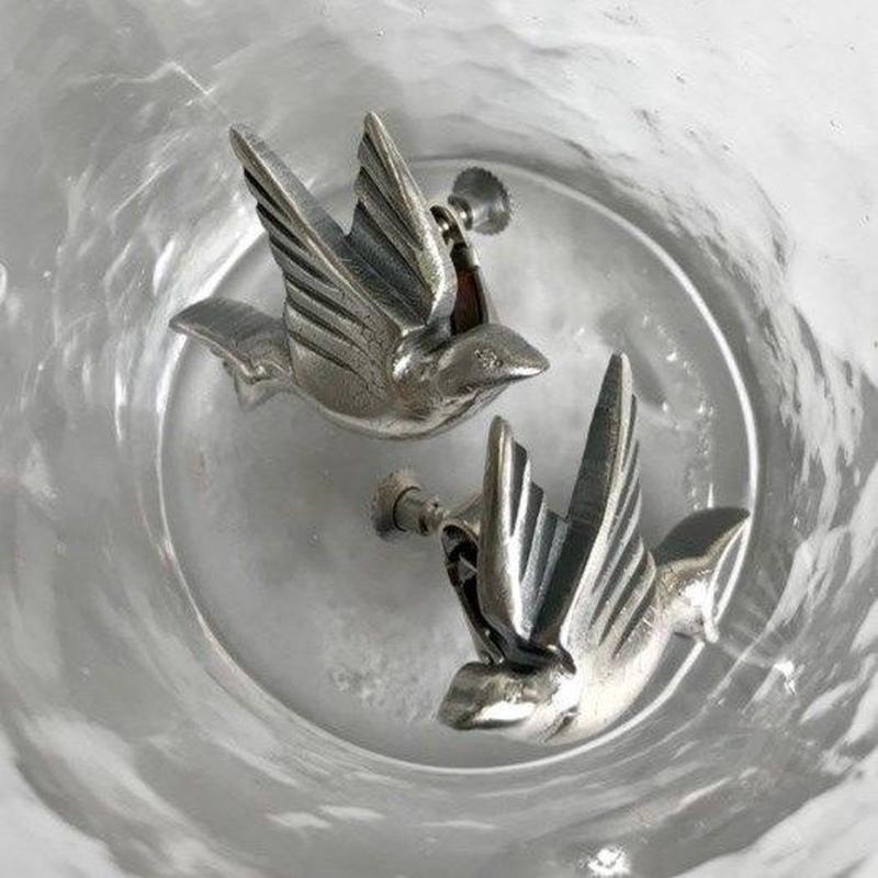 Original Accessories[BIRDS with little Diamond/silver]
