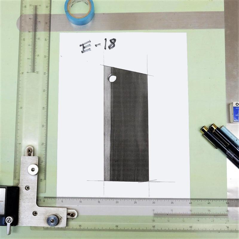 カッティングボード(エボニー.018)
