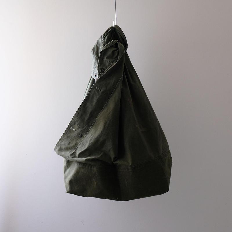 リメイク切替結びバッグ
