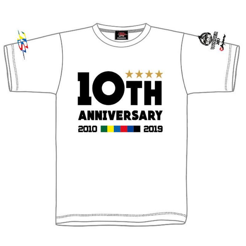 TS 10th Anniversary Tee