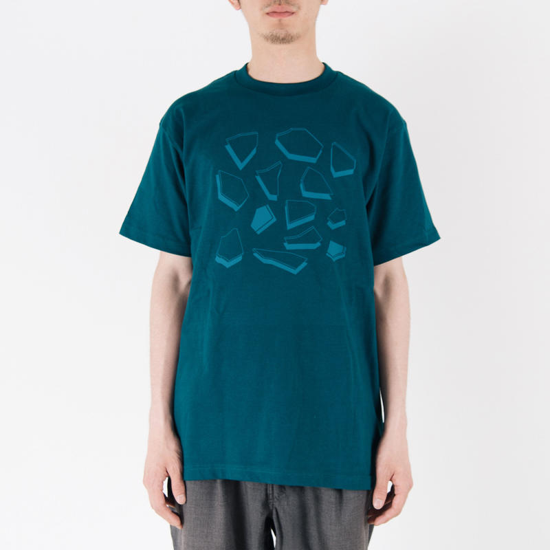 Fragment T-shirts (Emerald)