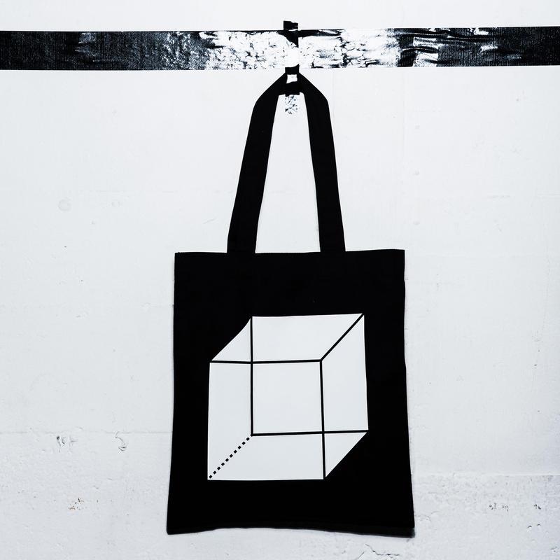 Tote Bag (Cube)
