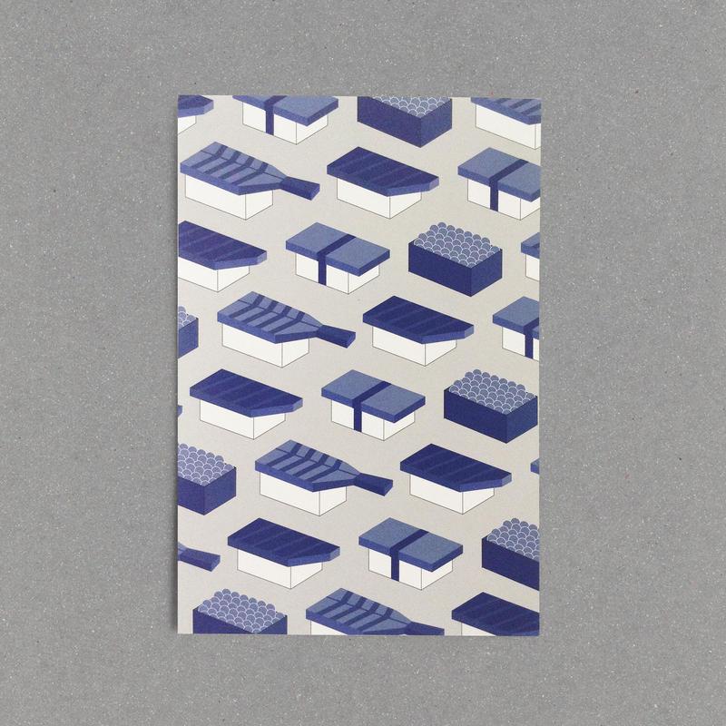 Post Card (SUSHI)
