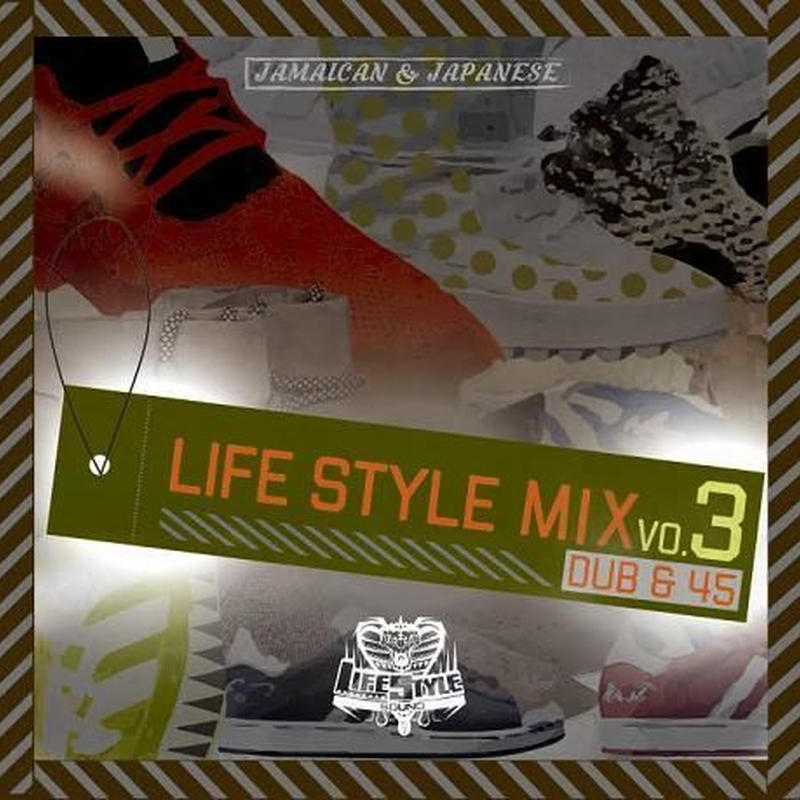 LIFE STYLE-[LIFE STYLE MIX VOL.3]
