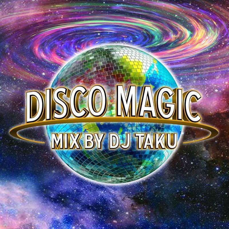 DJ TAKU-[DISCO MAGIC]
