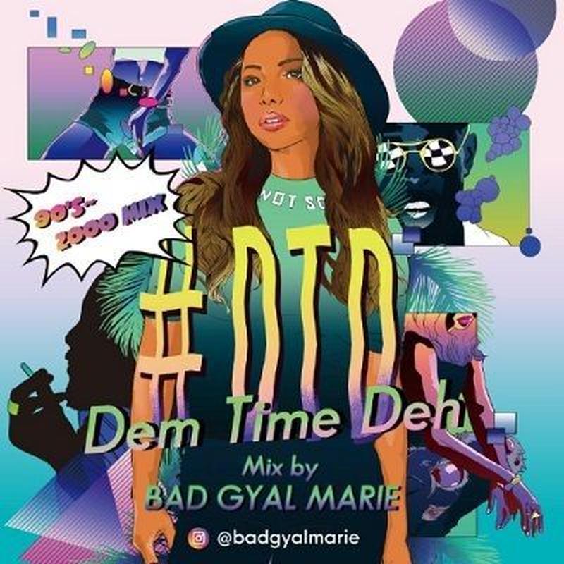 BAD GYAL MARIE-[DEM TIME DEH]