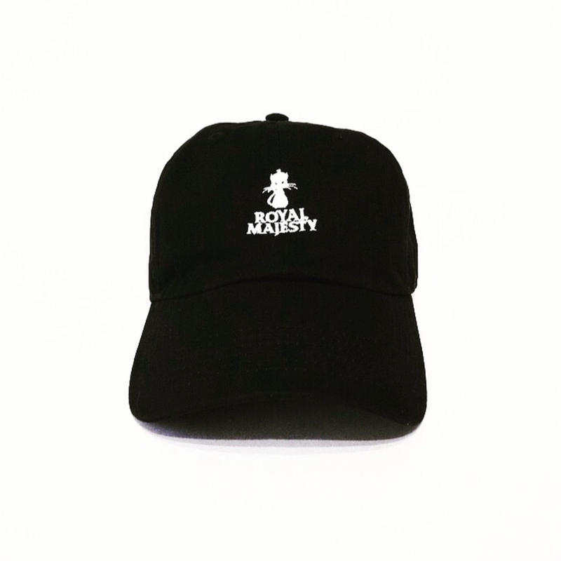 ROYAL MAJESTY CAP [BLAND LOGO]
