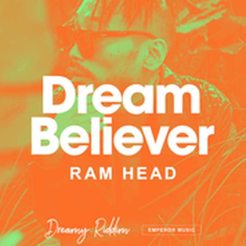 RAM HEAD-[DREAM BELIEVER]