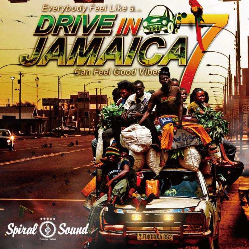 SPIRAL SOUND-[DRAIVE IN JAMAICA 7]