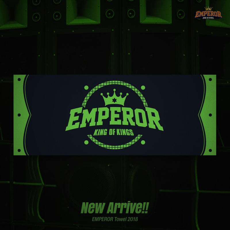 EMPEROR-[SOUND SYSTEMカラータオル]