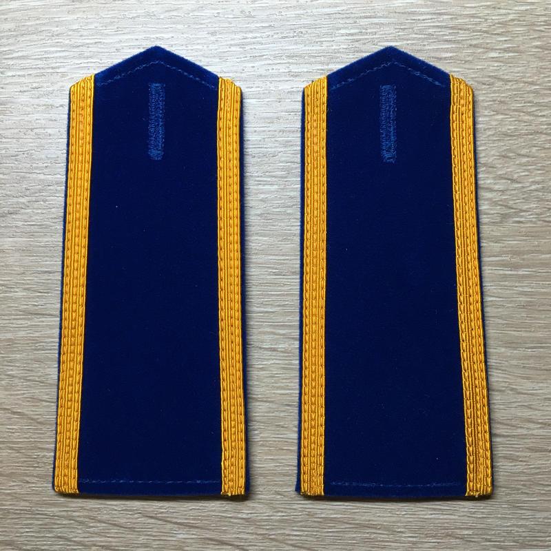 【コレクター商品】中国人民解放軍87式 空軍 学員 肩章