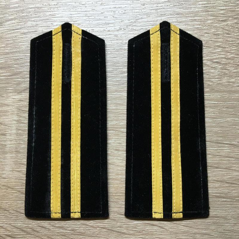 【コレクター商品】中国人民解放軍87式 海軍 軍士長肩章