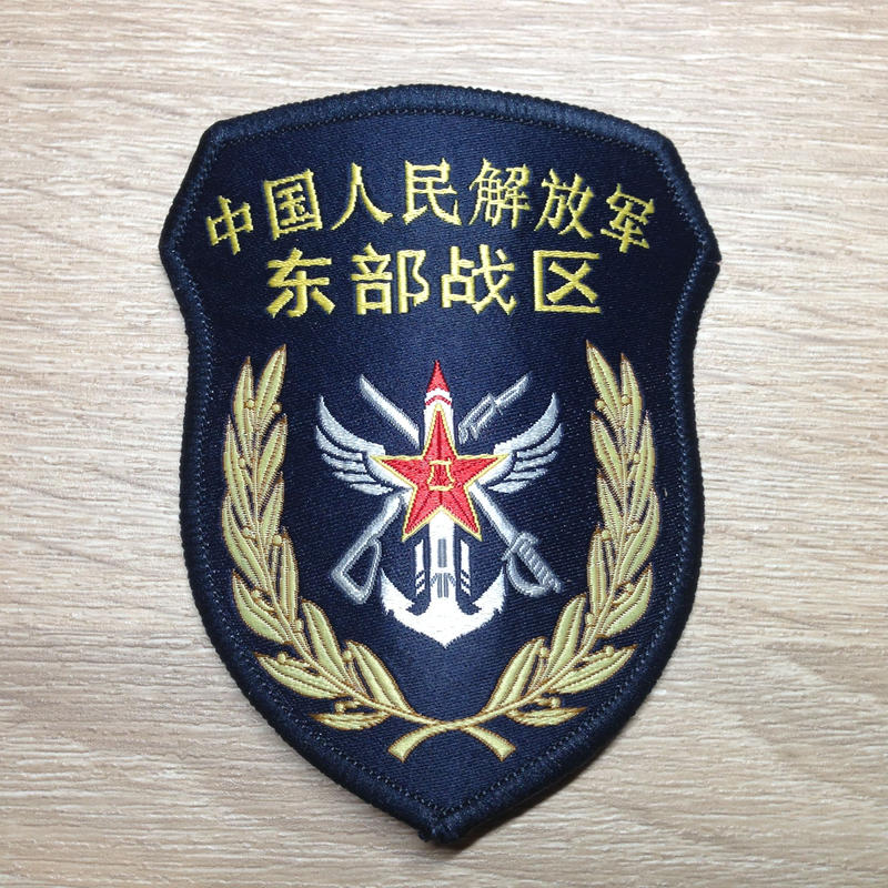中国人民解放軍15式 東部戦区 部隊章