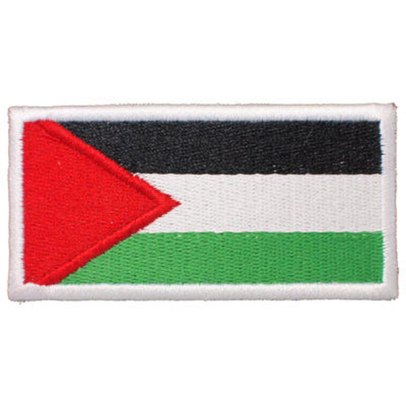 パレスチナ 国旗ワッペン