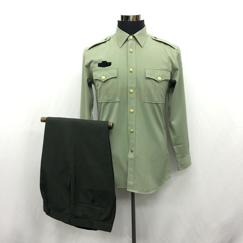 【07式陸軍兵士夏長袖】中国人民解放軍 制服上下セット