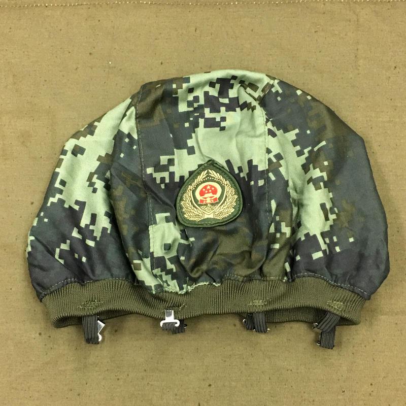 【武警16式夏迷彩】QGF03ヘルメット用 ヘルメットカバー 中国人民武装警察