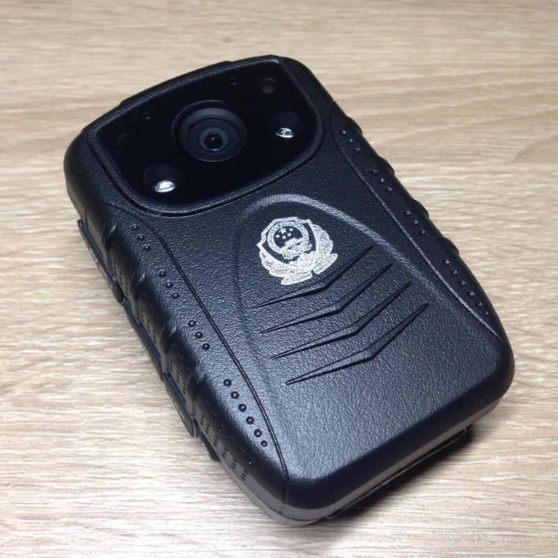中国人民公安警察 単警執法映像音声記録儀カメラセット