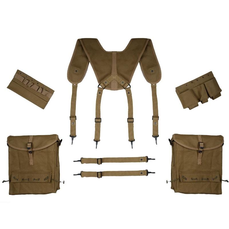 【米軍・WW2】 医療兵携行具 複製品