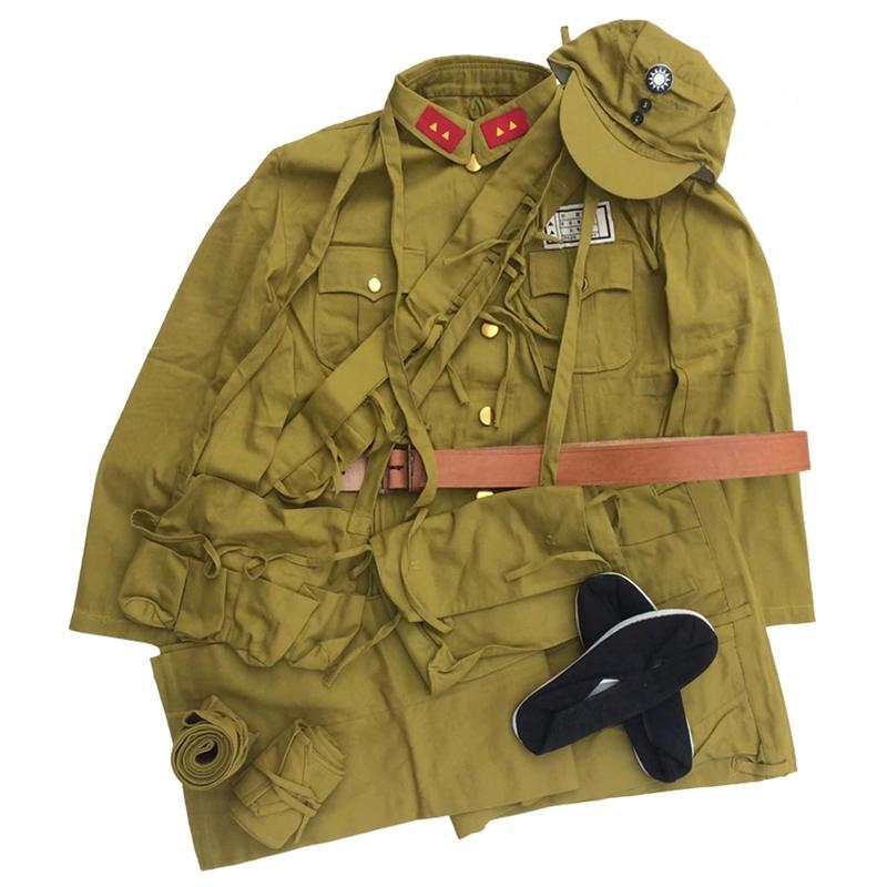 【WW2】中国国軍兵士セット 複製品