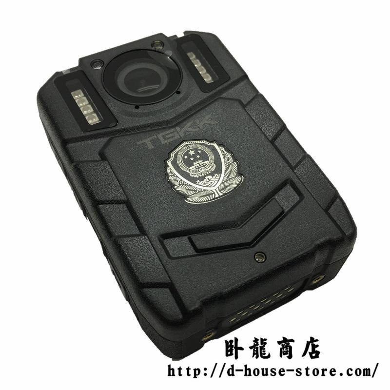 2018年中国人民公安警察 現用「単警執法音声映像記録儀」カメラ 32GB