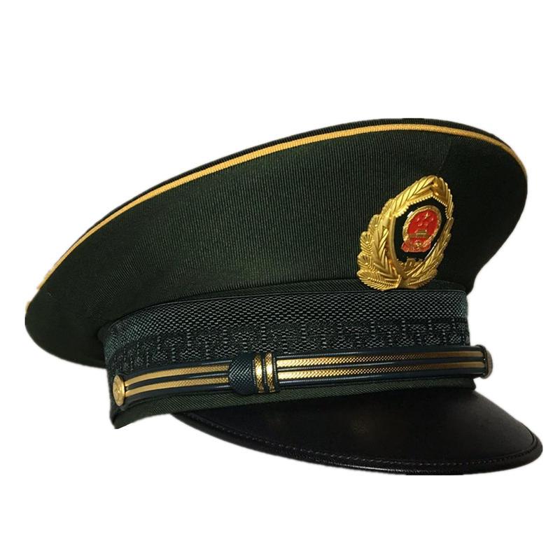 中国人民武装警察07式制帽 武警兵士(帽章付き)