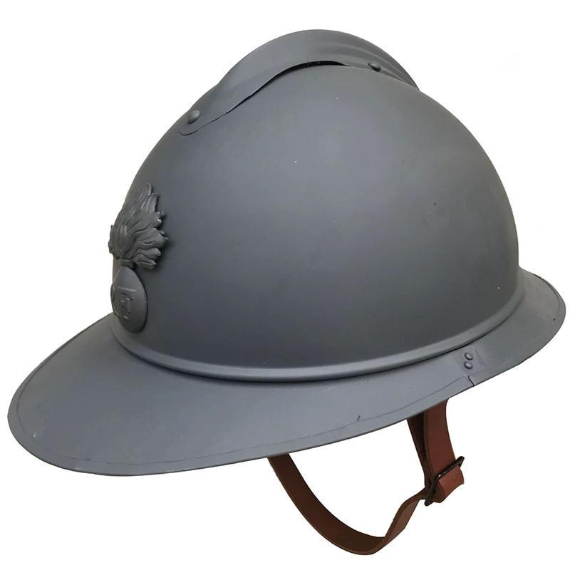 【イギリス・英国】 Adrian M1915ヘルメット 複製品