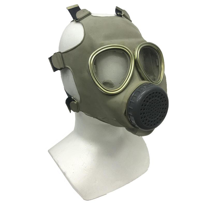 中国人民解放軍65式ガスマスク カバン付きセット