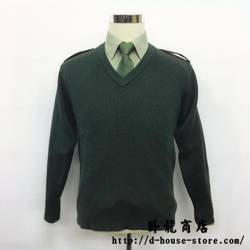 中国人民解放軍 07式陸軍 羊毛セーター