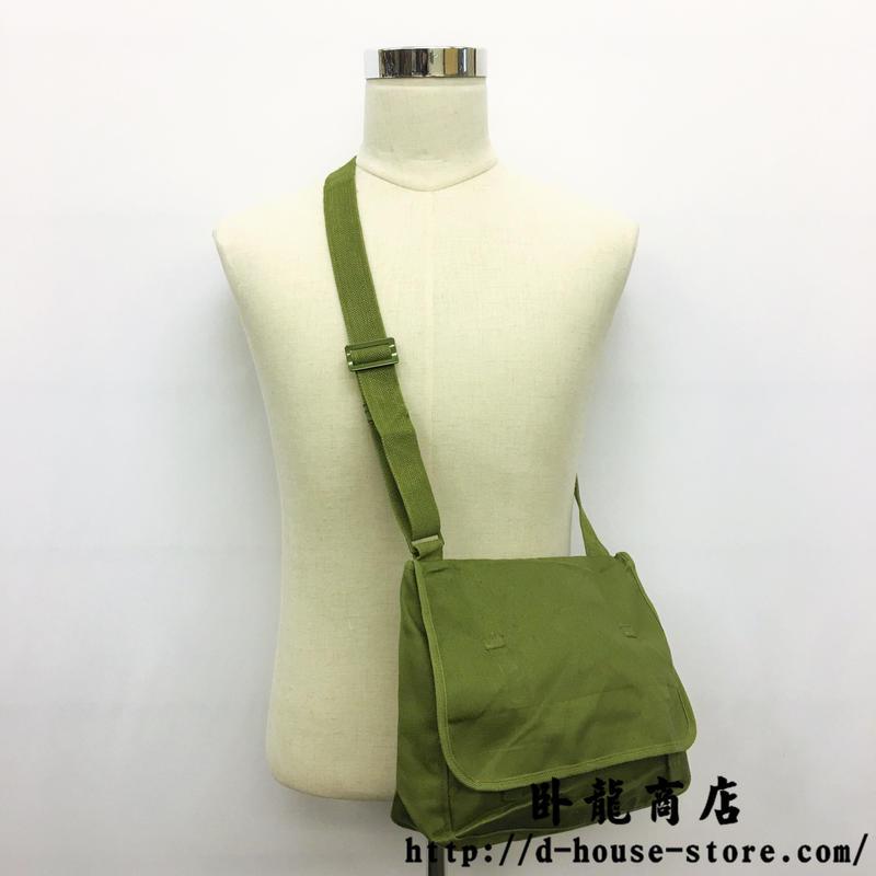 中国人民解放軍 65式雑嚢 近代生産品