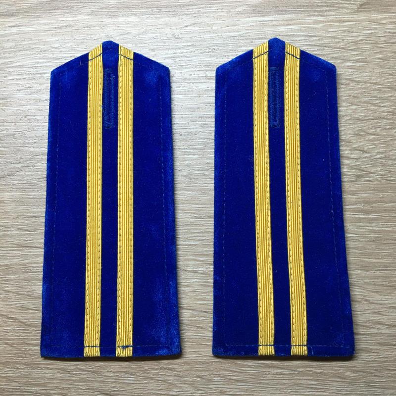 【コレクター商品】中国人民解放軍87式 空軍 軍士長 肩章