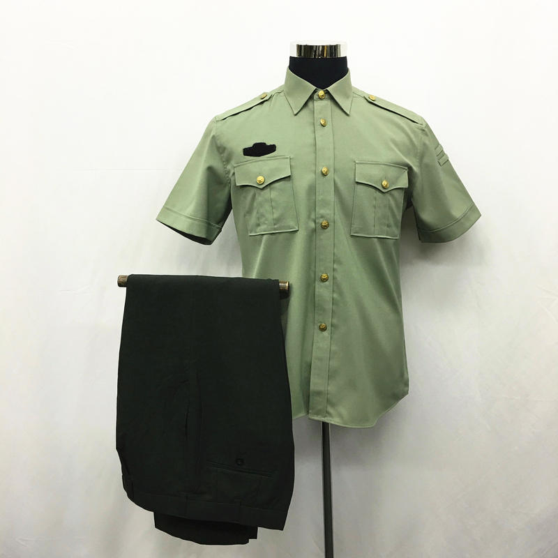 【07式陸軍兵士夏半袖】中国人民解放軍 制服上下セット