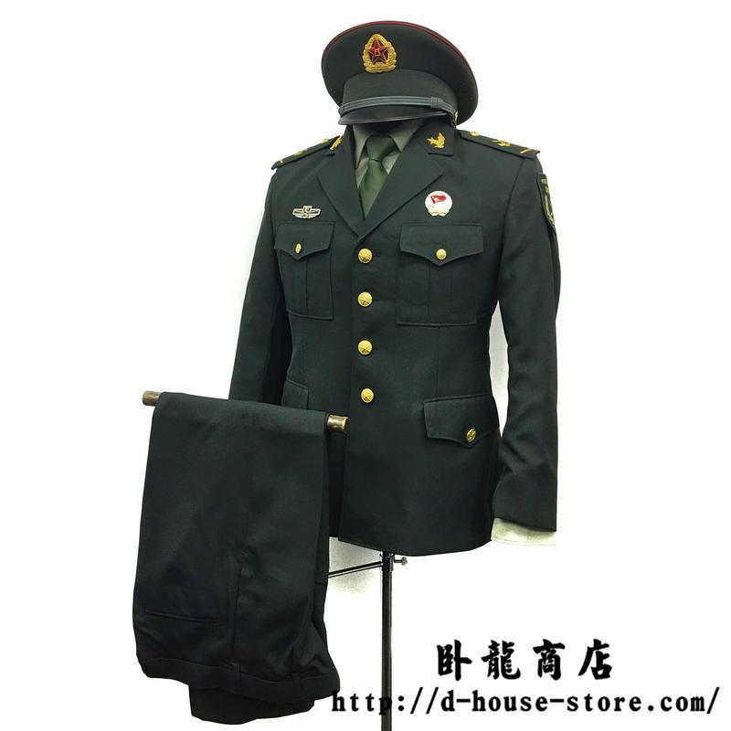 中国人民解放軍 07式陸軍 兵士春秋制服 一式セット
