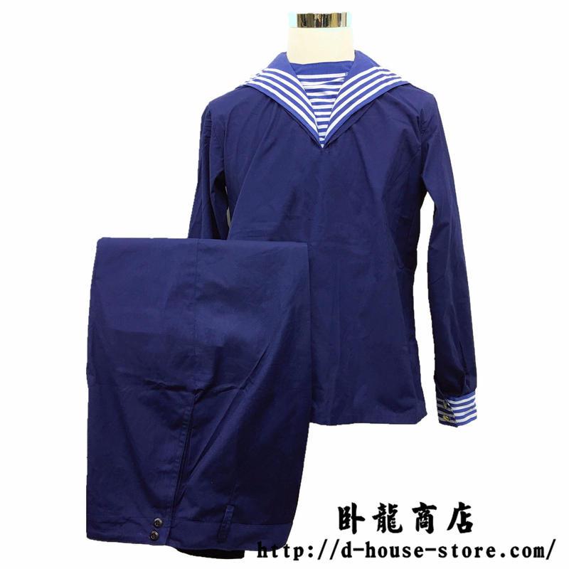 中国人民解放軍 海軍 74式セーラー服