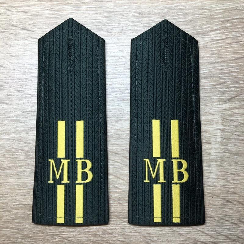 中国人民武装 民兵 夏制服用肩章