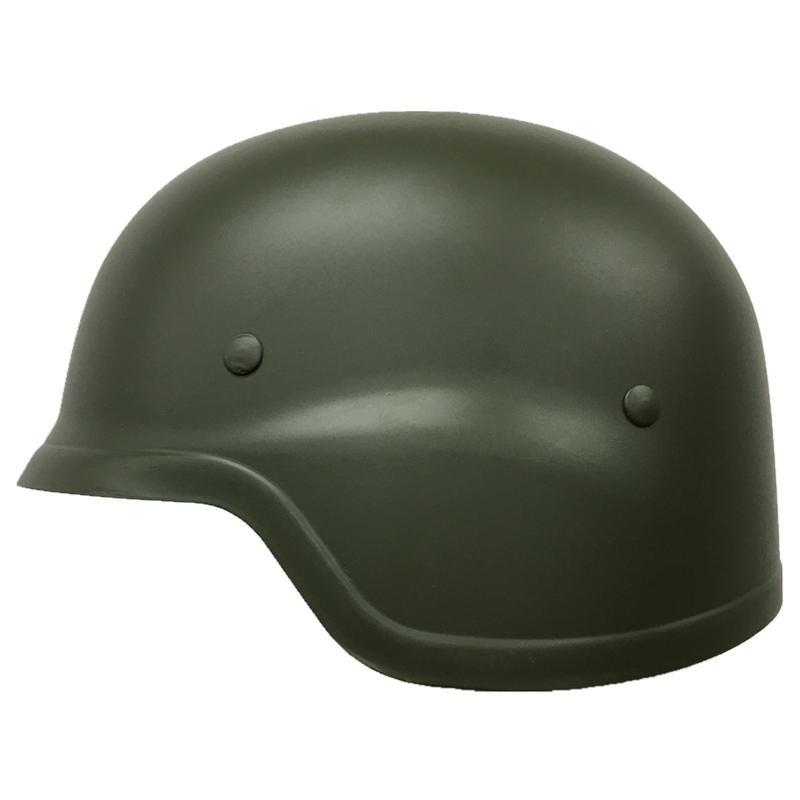 中国人民解放軍 訓練用プラスチック製QGF03ヘルメット