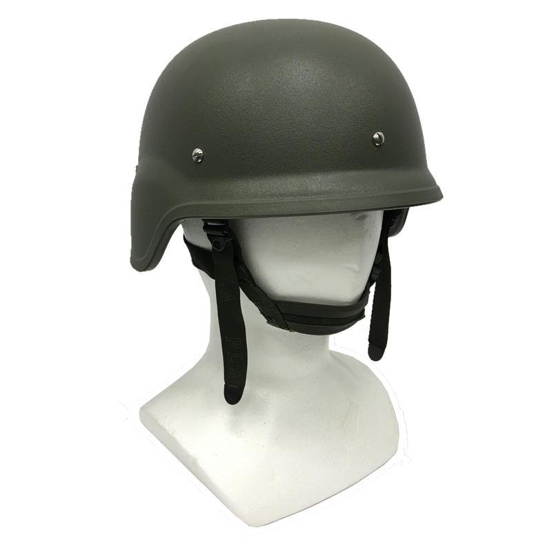 中国人民解放軍 QGF-03ヘルメット実物顎紐付きレプリカ