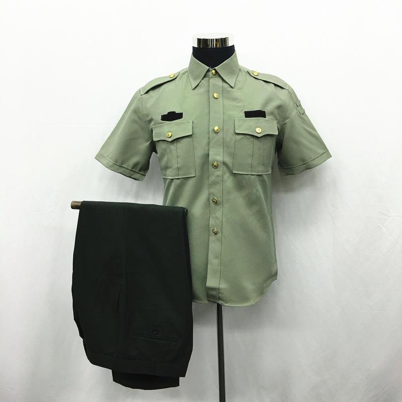【07式陸軍軍官夏半袖(早期)】中国人民解放軍 制服上下セット