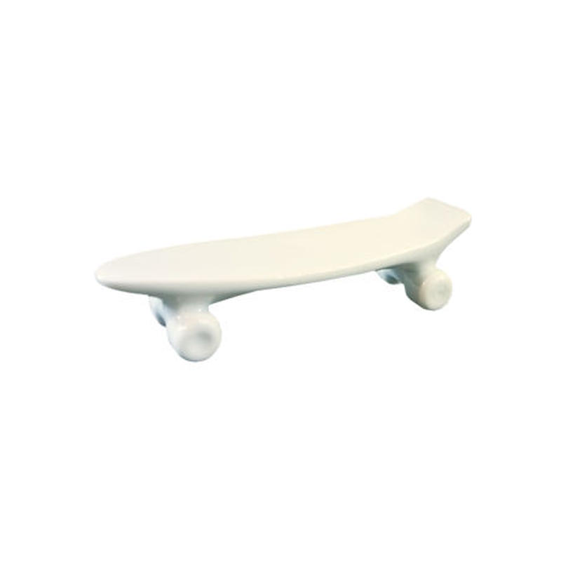 skate board chopstick rest (yellow)