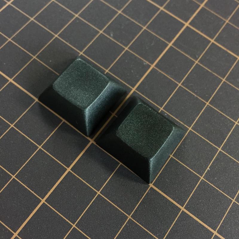 DSA PBT Keycap (2Piece/Black)