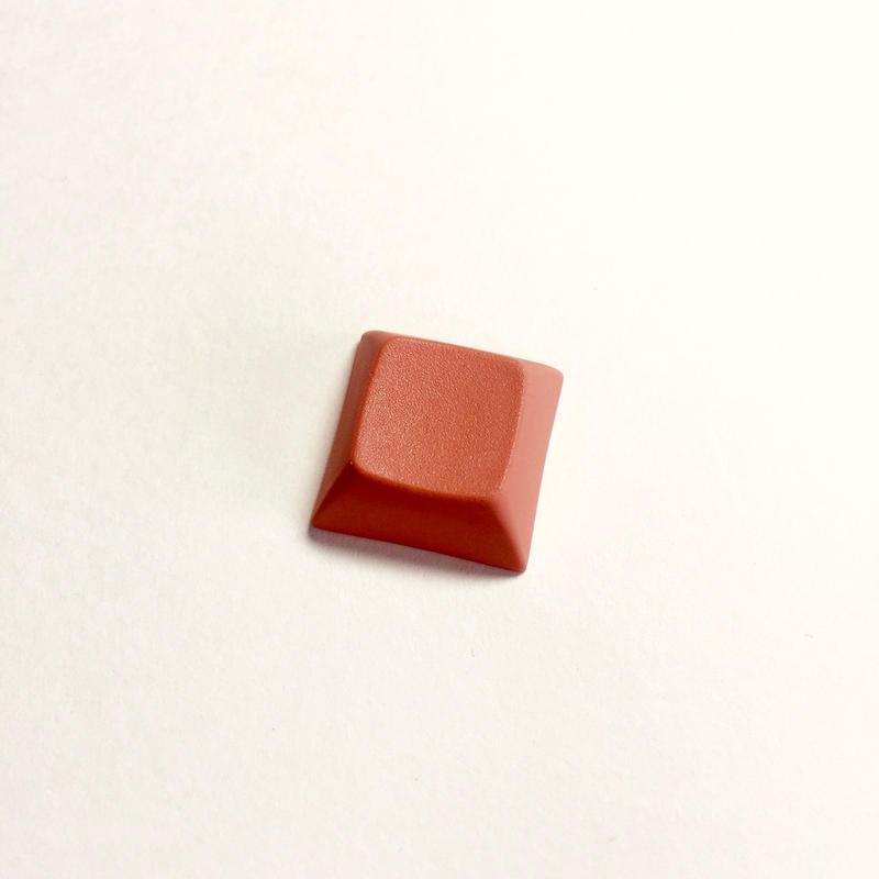 Signature Plastics DSA PBT Keycap (1Piece/1U/Red(RAG))