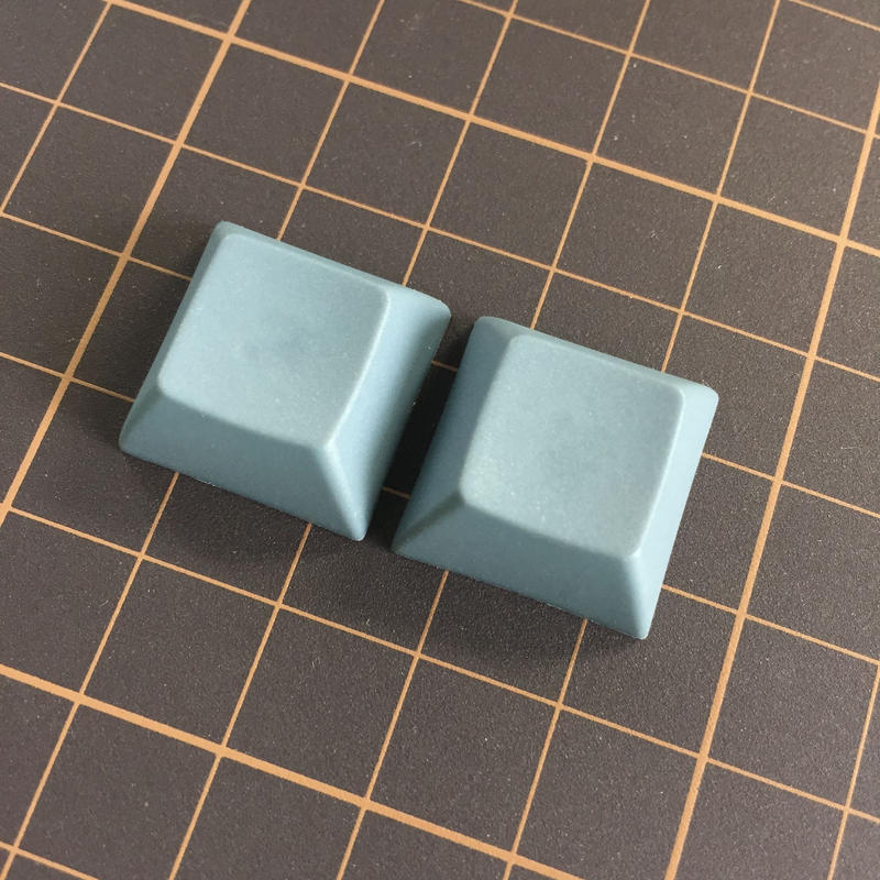 DSA PBT Keycap (2Piece/Dark gray)