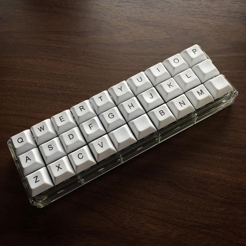 Gherkin Kit (Transparent acrylic plate)