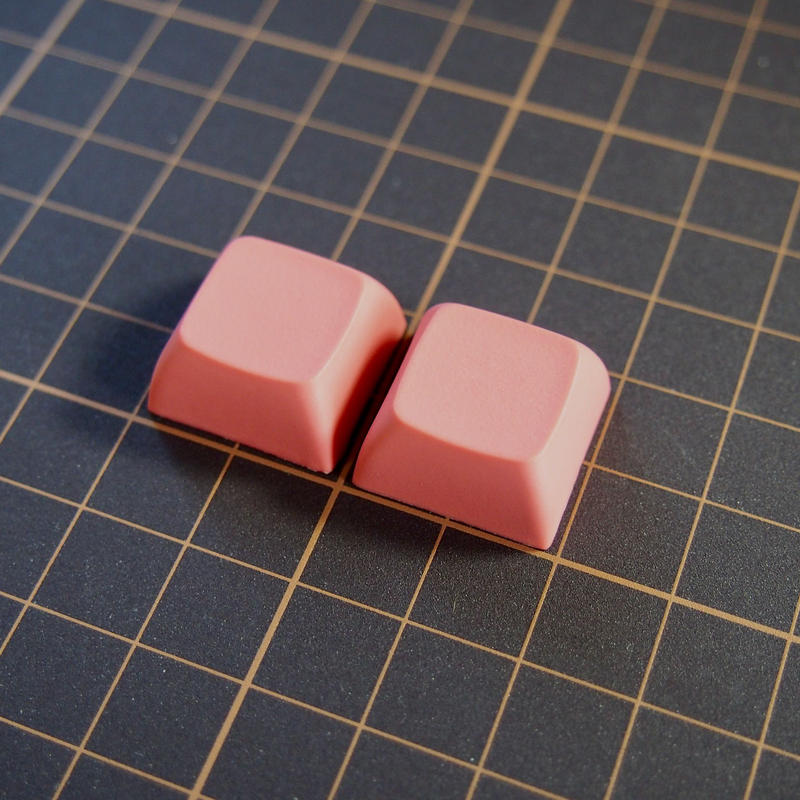 XDA Blank Keycap (1Pieces/Red)