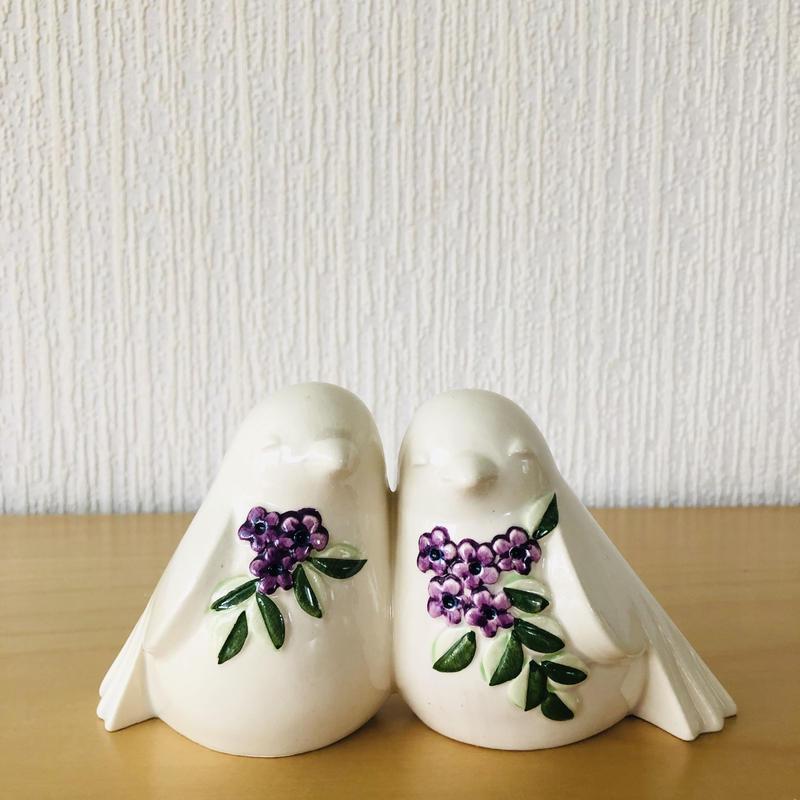DECO/デコ/Rosa Ljung/ローサ ユング/2羽の小鳥さん