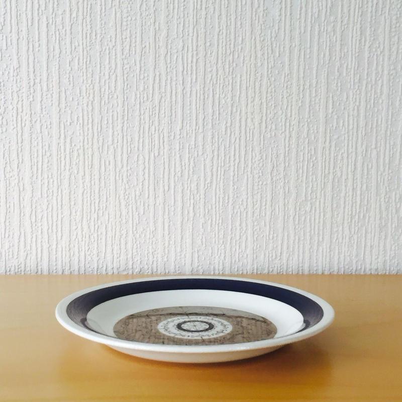 Gefle/ゲフレ/Aurora/オーロラ/プレート/19cm/19-02