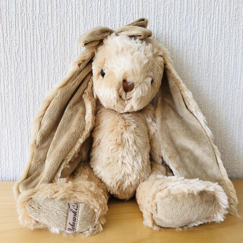 Bukowski/ブコウスキー/ぬいぐるみ/ヴィンテージ/おみみの長いウサギさん/新品未使用品
