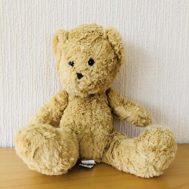 Teddy Kompaniet/テディカンパニー/Teddy Bear/クマのぬいぐるみ/ヴィンテージ/ベージュ