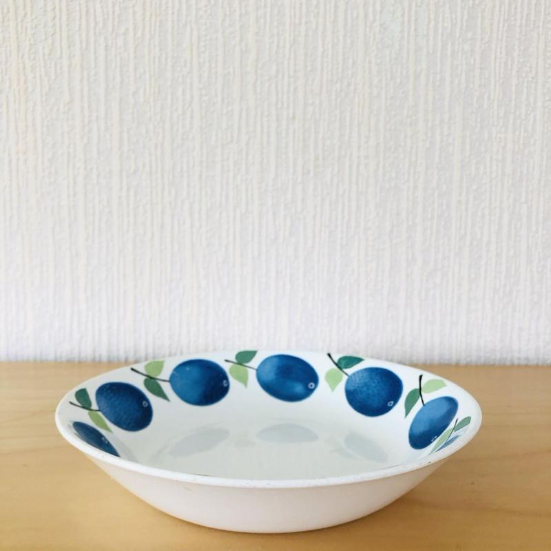 Gustavsberg/グスタフスベリ/Prunus/プルーヌス/スーププレート/18,5cm