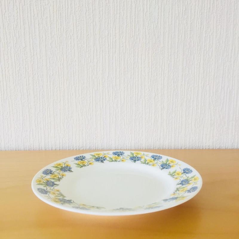 Gustavsberg/グスタフスベリ/Juniblom/ユーニブロム/プレート/21cm